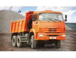 Самосвал КАМАЗ 65111 (14 тонн)