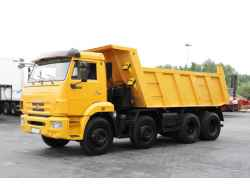 Самосвал КАМАЗ-6540 (18,5 тонн)