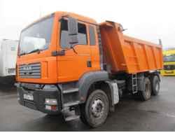 Самосвал MAN TGA 33.350 (20 тонн)