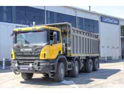 Самосвал SCANIA P400 CB8X4EHZ (33 тонны)