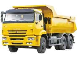 Самосвал КАМАЗ 6520 (20 тонн)